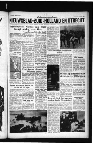 Schoonhovensche Courant 1961-12-18