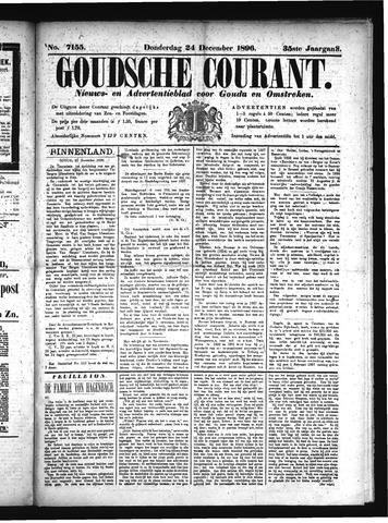 Goudsche Courant 1896-12-24