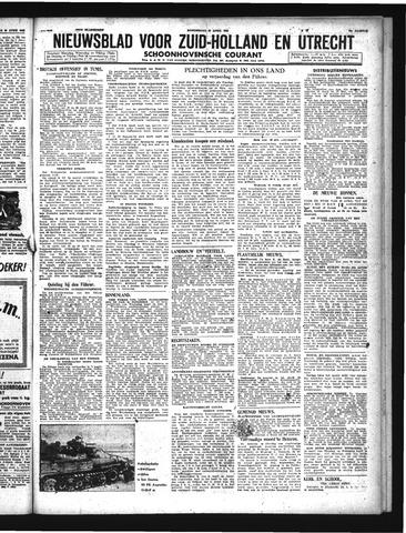 Schoonhovensche Courant 1943-04-23