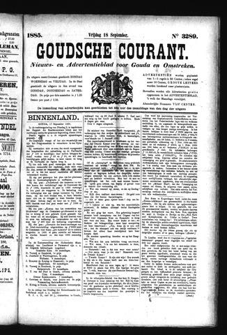 Goudsche Courant 1885-09-18
