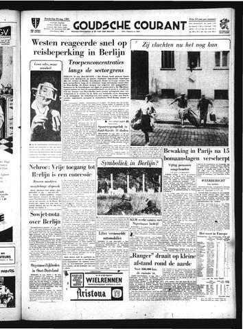 Goudsche Courant 1961-08-24