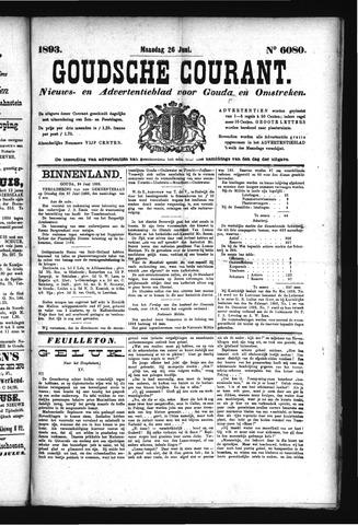 Goudsche Courant 1893-06-26
