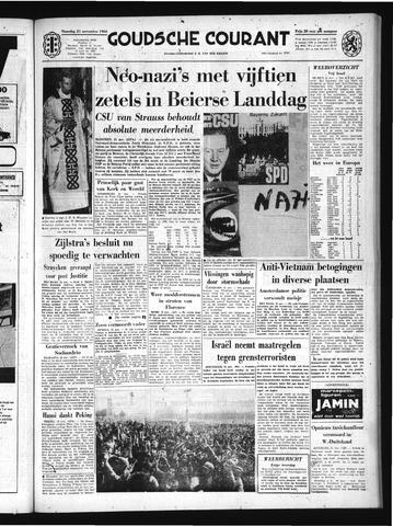 Goudsche Courant 1966-11-21
