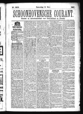 Schoonhovensche Courant 1907-05-11