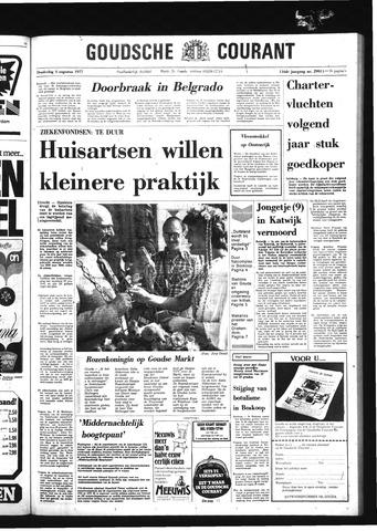 Goudsche Courant 1977-08-04