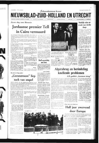 Schoonhovensche Courant 1971-11-29