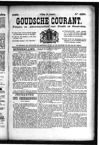 Goudsche Courant 1890-01-24
