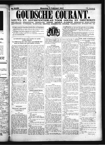 Goudsche Courant 1937-02-08