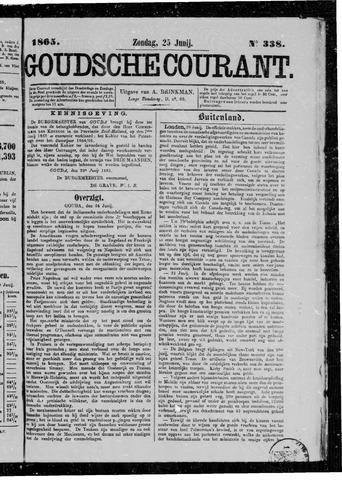 Goudsche Courant 1865-06-25