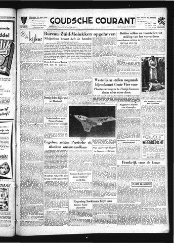 Goudsche Courant 1951-06-16