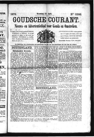 Goudsche Courant 1879-04-23