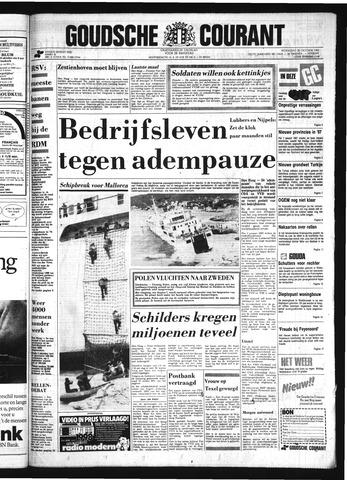 Goudsche Courant 1982-10-20