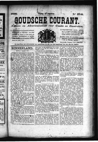 Goudsche Courant 1888-08-10