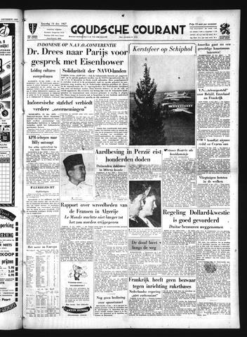 Goudsche Courant 1957-12-14