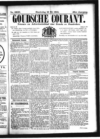 Goudsche Courant 1910-05-12
