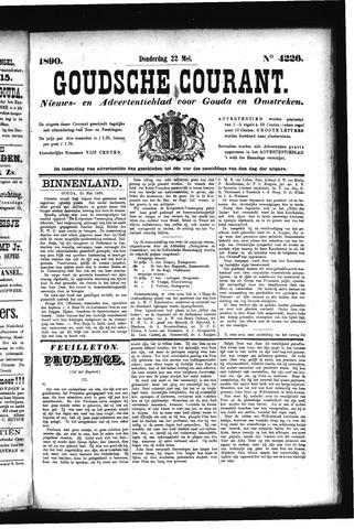 Goudsche Courant 1890-05-22
