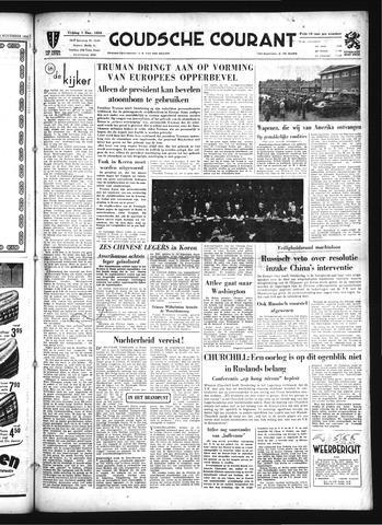 Goudsche Courant 1950-12-01