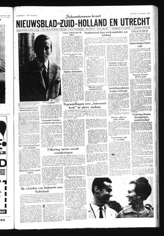 Schoonhovensche Courant 1966-09-05