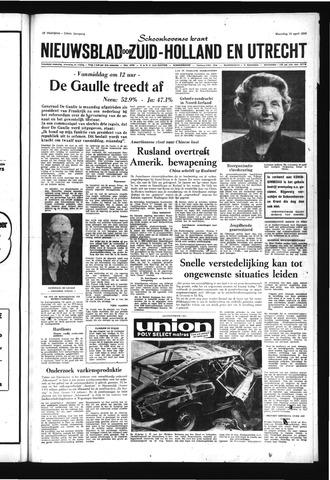 Schoonhovensche Courant 1969-04-28