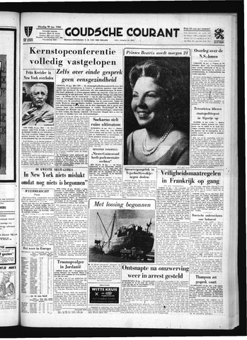 Goudsche Courant 1962-01-30