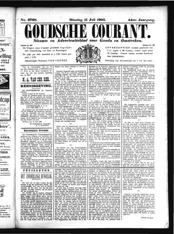 Goudsche Courant 1905-07-11