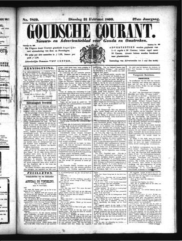 Goudsche Courant 1899-02-21