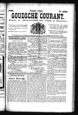 Goudsche Courant 1892-10-05