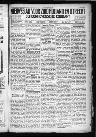 Schoonhovensche Courant 1930-03-24