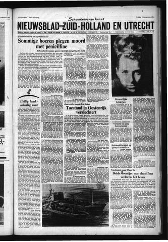 Schoonhovensche Courant 1966-08-19