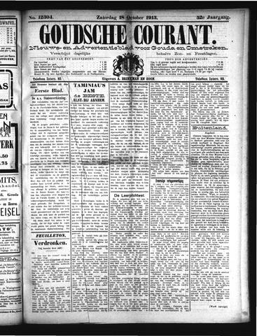 Goudsche Courant 1913-10-18