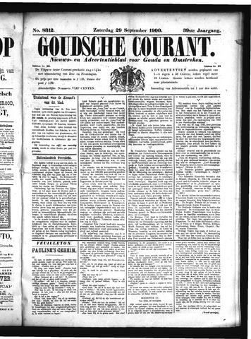 Goudsche Courant 1900-09-29