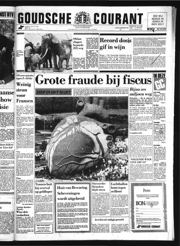 Goudsche Courant 1985-07-26