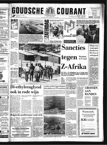 Goudsche Courant 1985-07-27