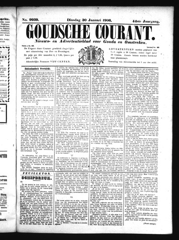 Goudsche Courant 1906-01-30
