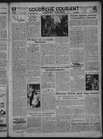 Goudsche Courant 1949-04-20