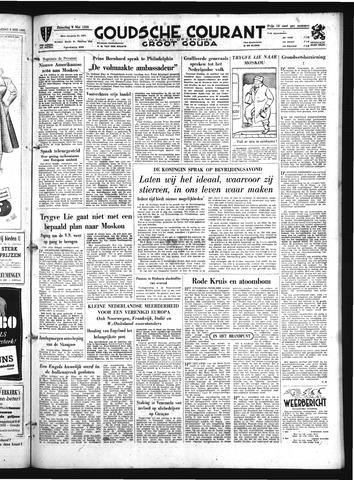 Goudsche Courant 1950-05-06