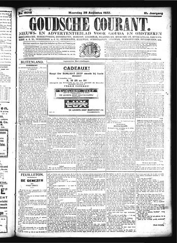 Goudsche Courant 1922-08-28