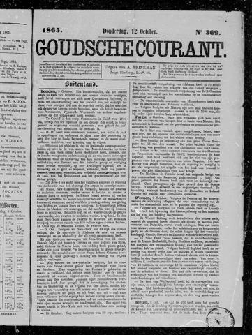 Goudsche Courant 1865-10-12