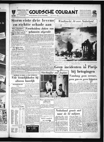 Goudsche Courant 1962-02-13