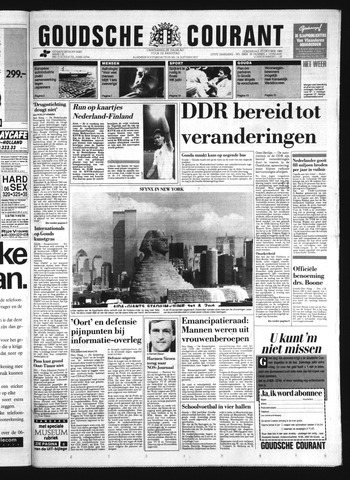 Goudsche Courant 1989-10-12
