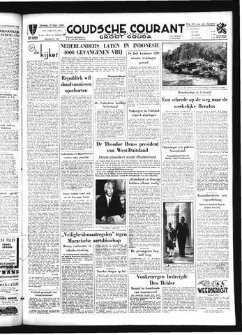 Goudsche Courant 1949-09-13