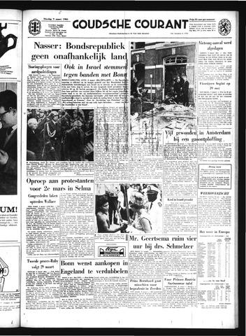 Goudsche Courant 1965-03-09