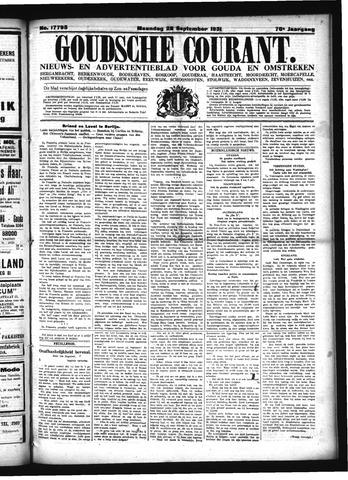 Goudsche Courant 1931-09-28