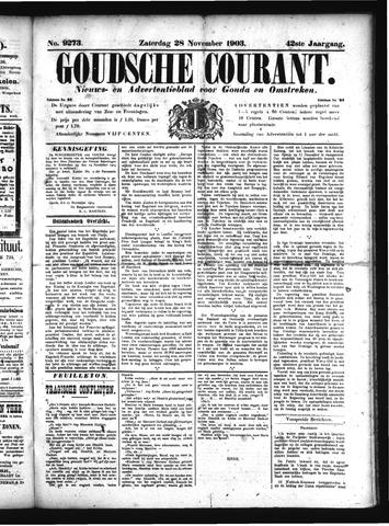 Goudsche Courant 1903-11-28