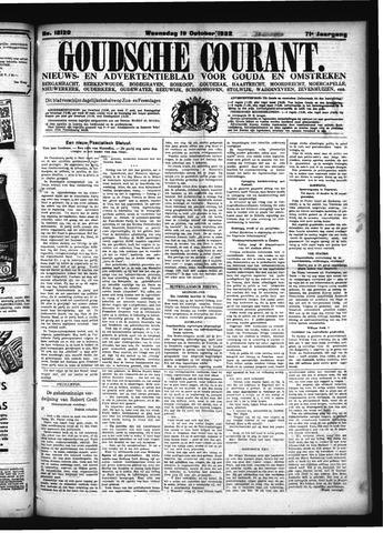 Goudsche Courant 1932-10-19
