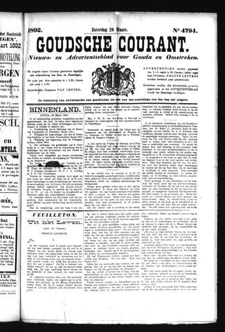 Goudsche Courant 1892-03-26