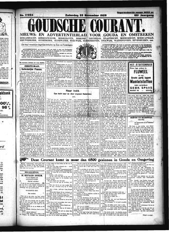 Goudsche Courant 1929-11-23