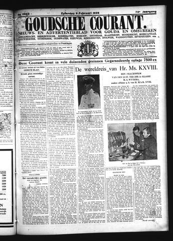 Goudsche Courant 1936-02-08