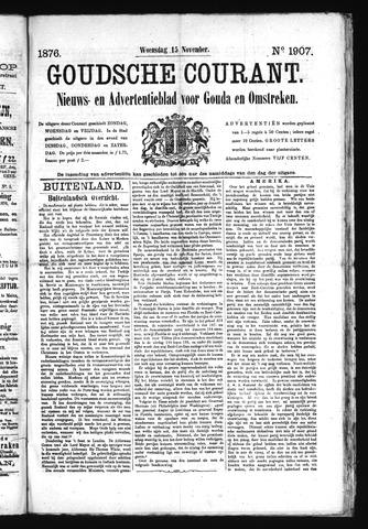 Goudsche Courant 1876-11-15