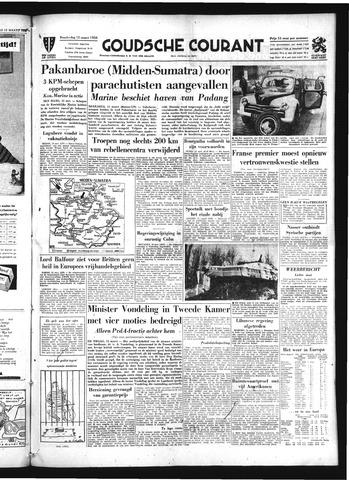 Goudsche Courant 1958-03-13